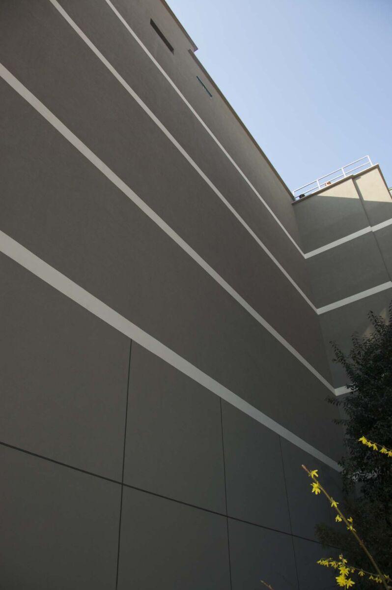 "CoCoter snc: fotografia ""Facciate esterna cantieri"""