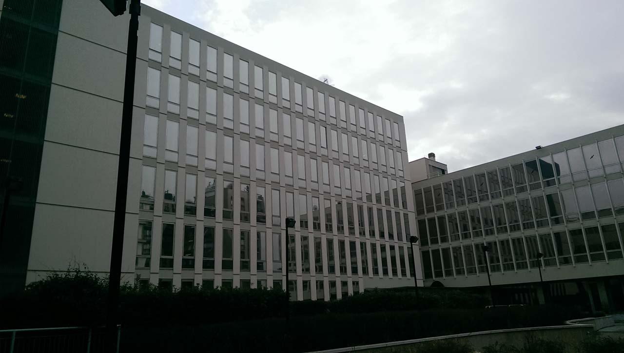 """CoCoter snc: fotografia """"Edificio esterni Fineco"""""""